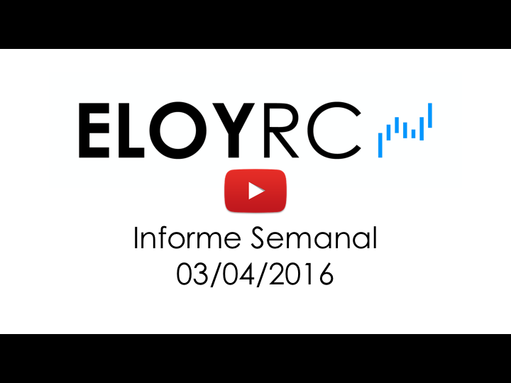Informe Semanal 03-04-2016