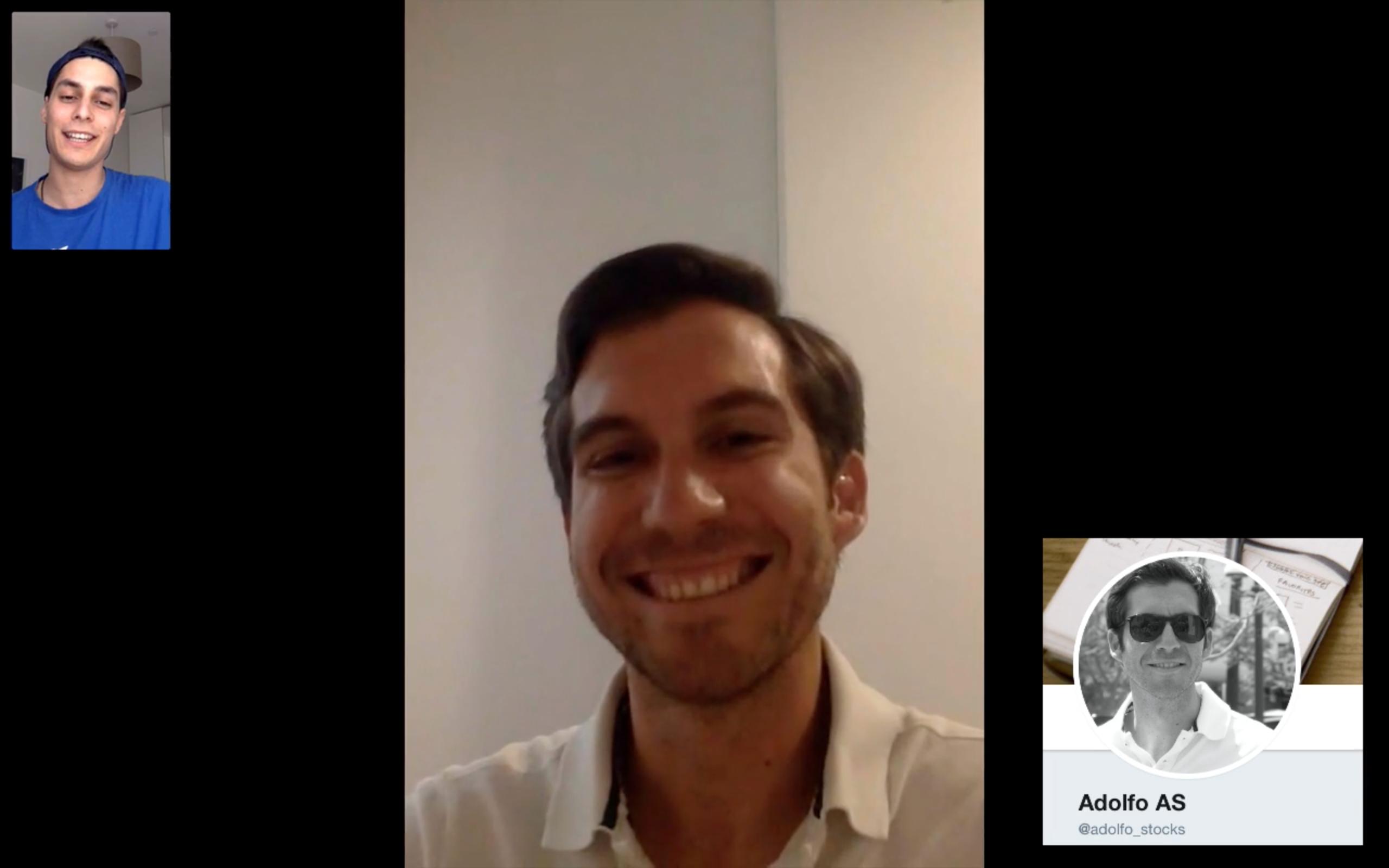 Entrevista Alumno Visionarios Bolsa: Adolfo