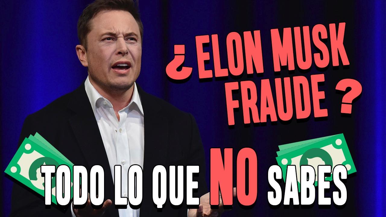 Elon Musk Denunciado ¿Cómo Aprovecharlo Y Ganar Dinero?