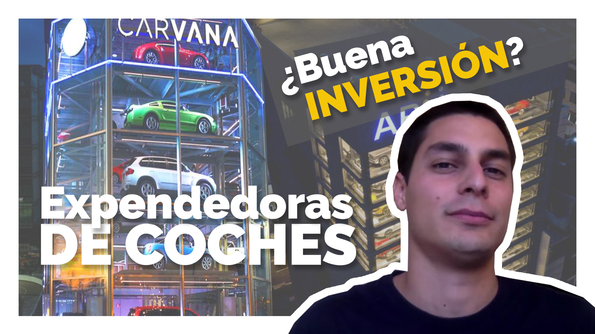 Máquinas Expendedoras De Coches… Buena Inversión??
