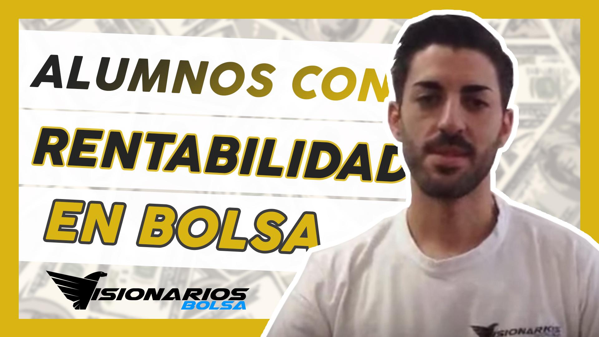 Joven Ganando Dinero En Bolsa | Entrevista Sergio López