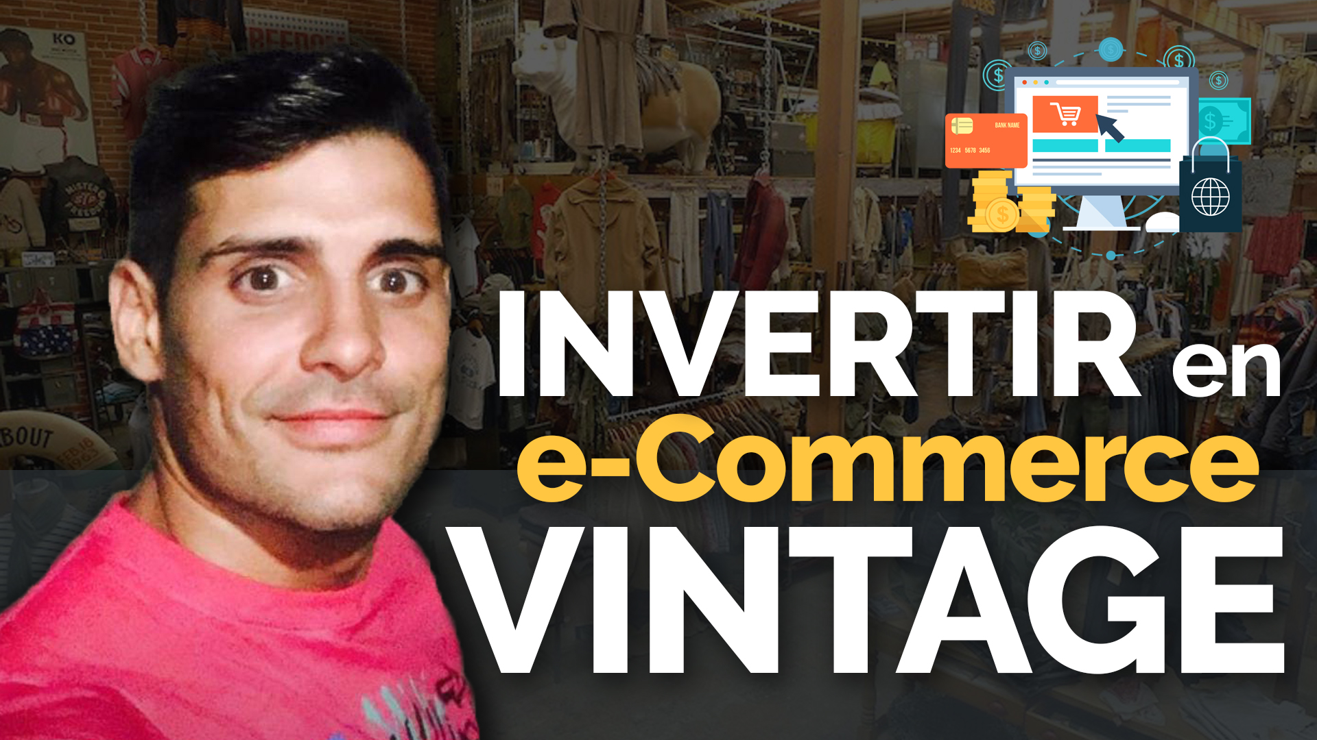 Invertir En E-Commerce Vintage || Case Study ETSY