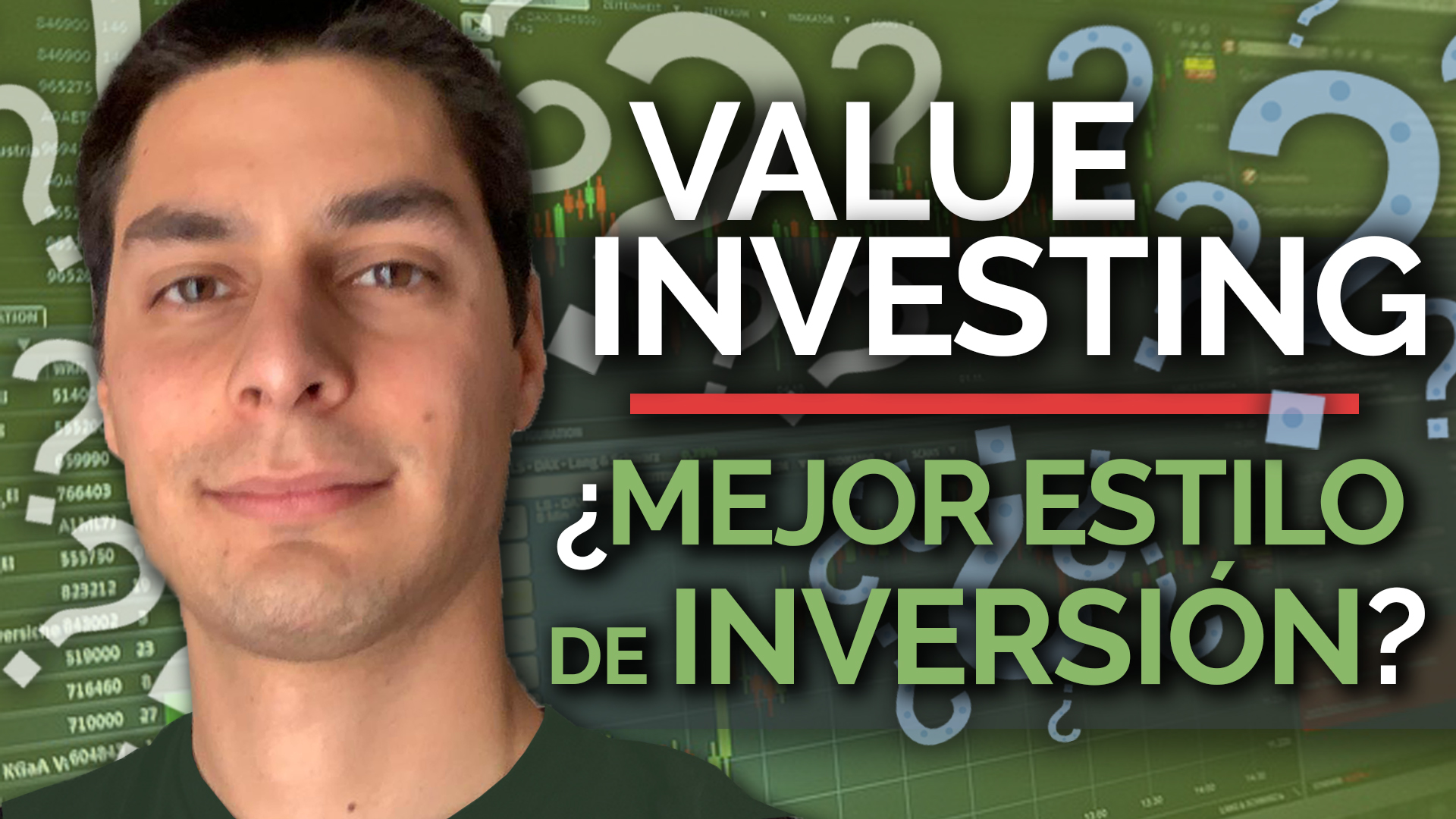Value Investing || ¿Mejor Operativa De Bolsa?