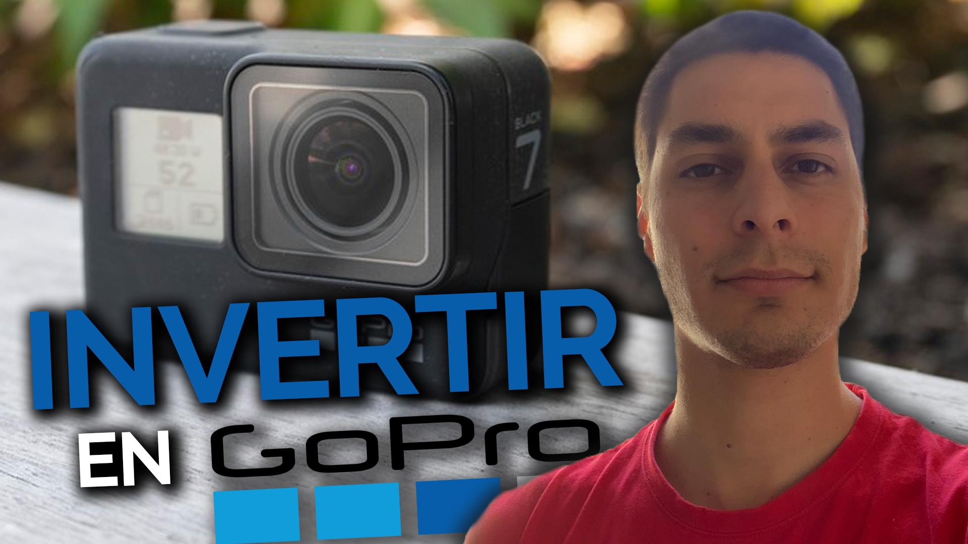 Gano Dinero Invirtiendo En GoPro || Case Study GPRO