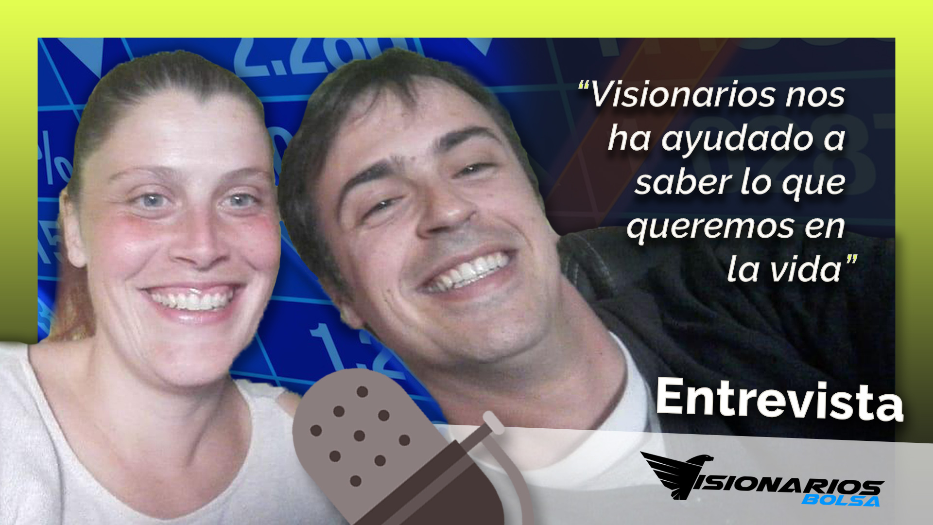 «Visionarios Nos Ha Ayudado A Saber Lo Que Queremos En La Vida» || Entrevista Rodrigo Y Rocío