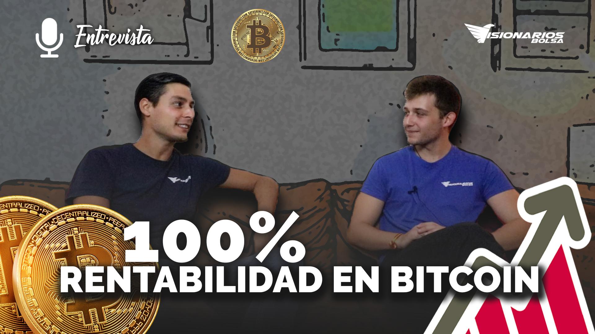 «Dupliqué Mi Inversión En Bitcoin En 2 Semanas» | Entrevista Nacho Gómez