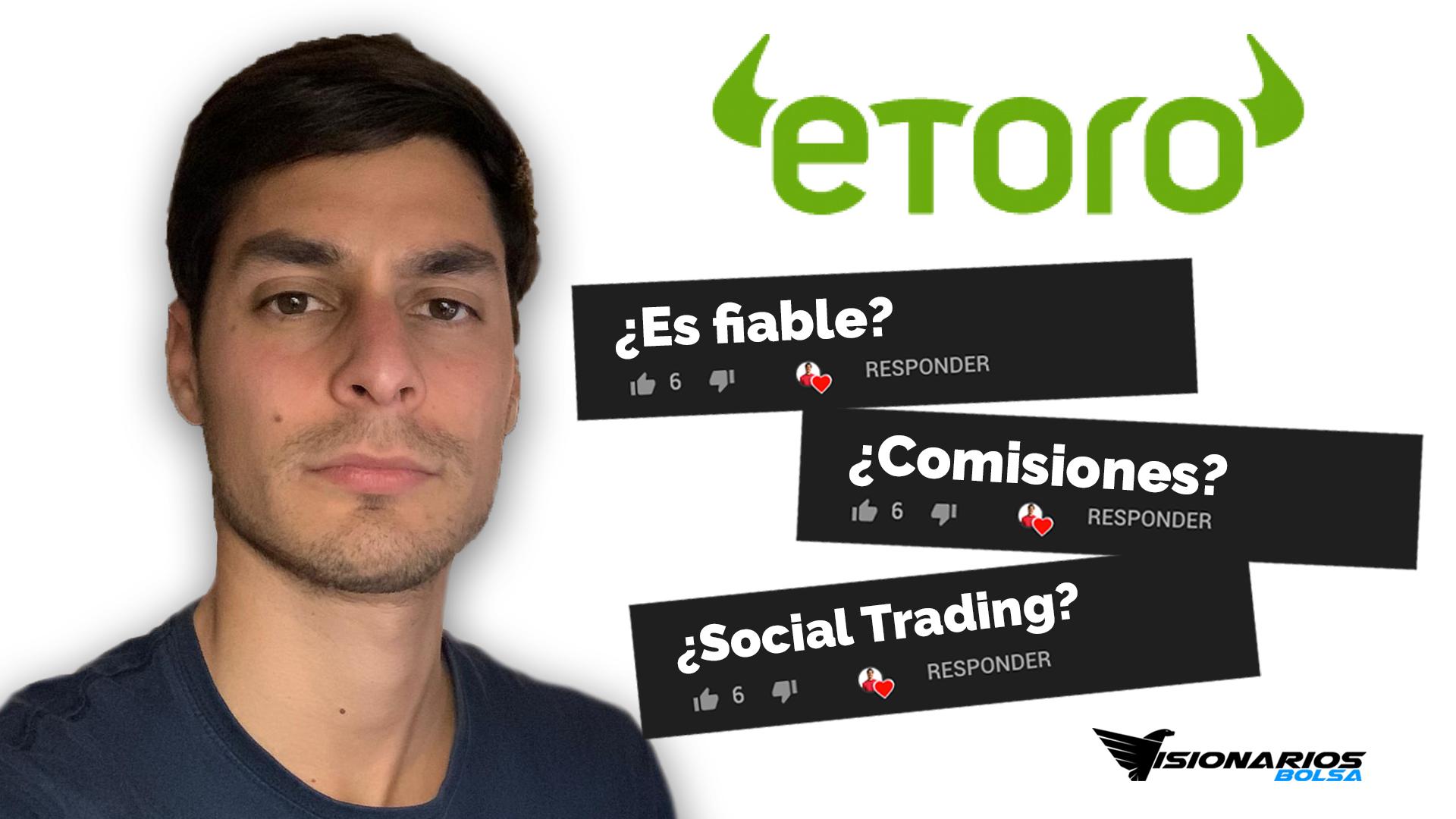 Broker EToro, ¿Merece La Pena?