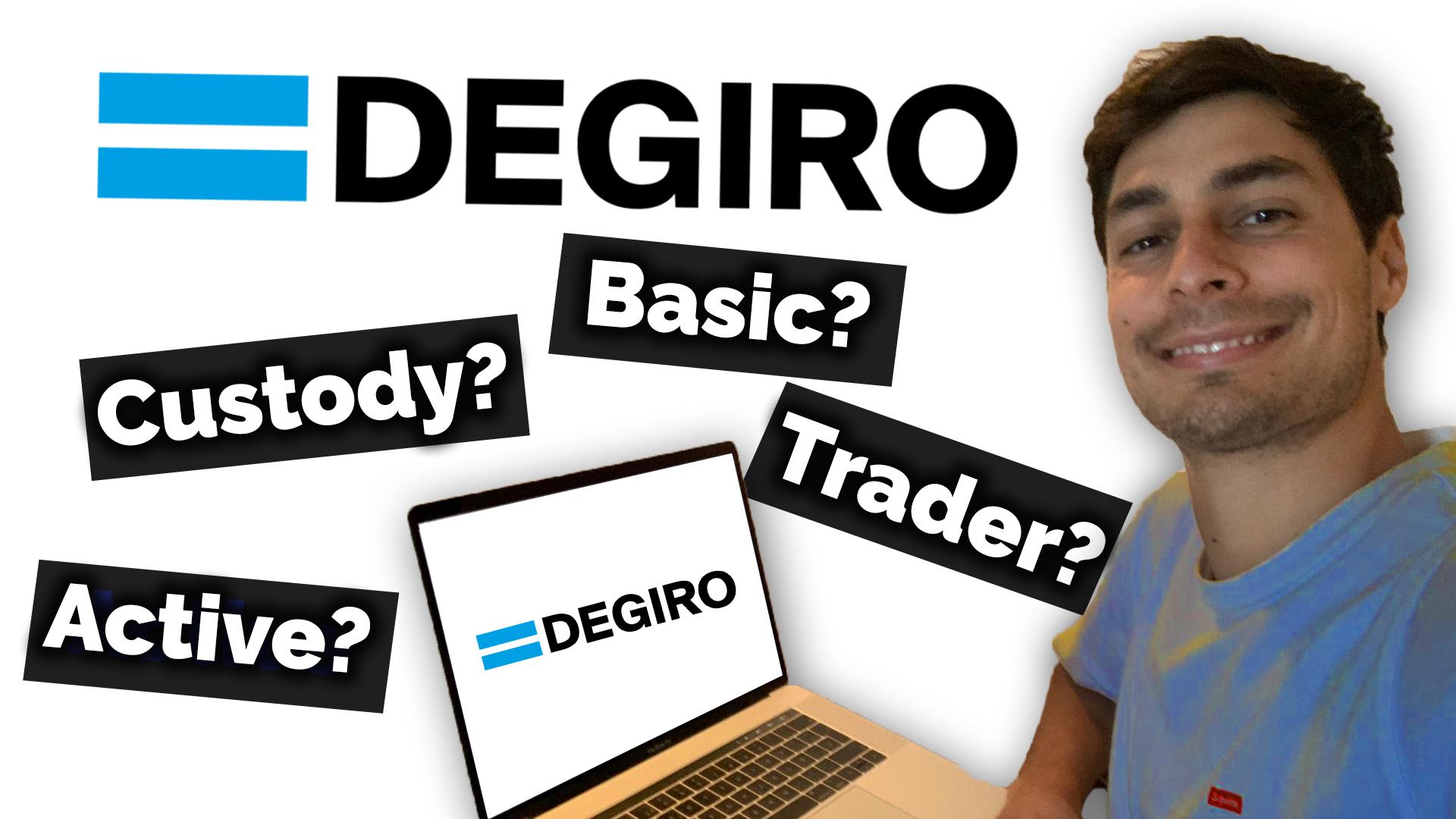 Broker DeGiro ¿Qué Tipo De Cuenta Abrir En 2020?