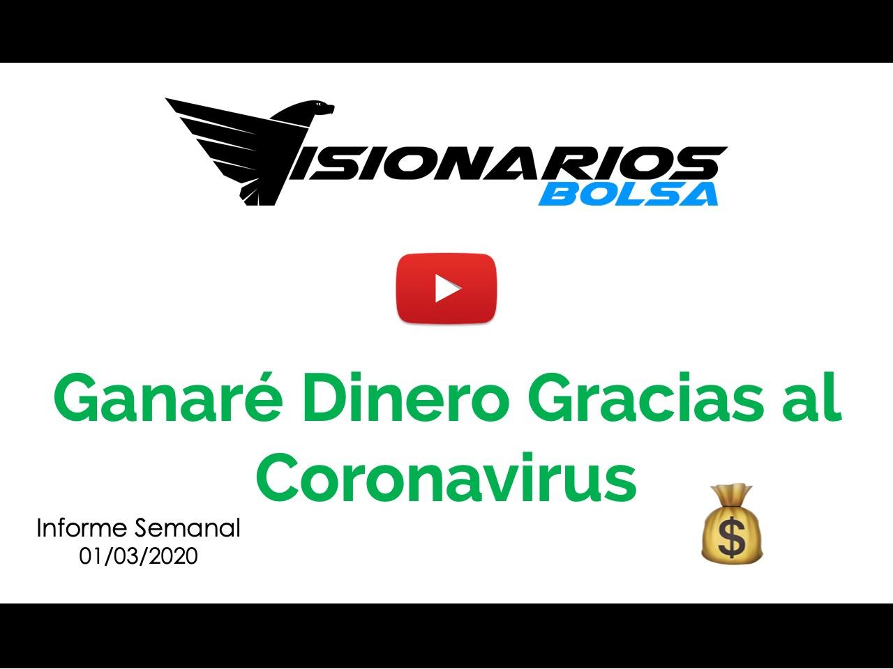 La Bolsa Se Desploma Por El… ¿Coronavirus? > ¿Oportunidad De Inversión O Momento De Huir?