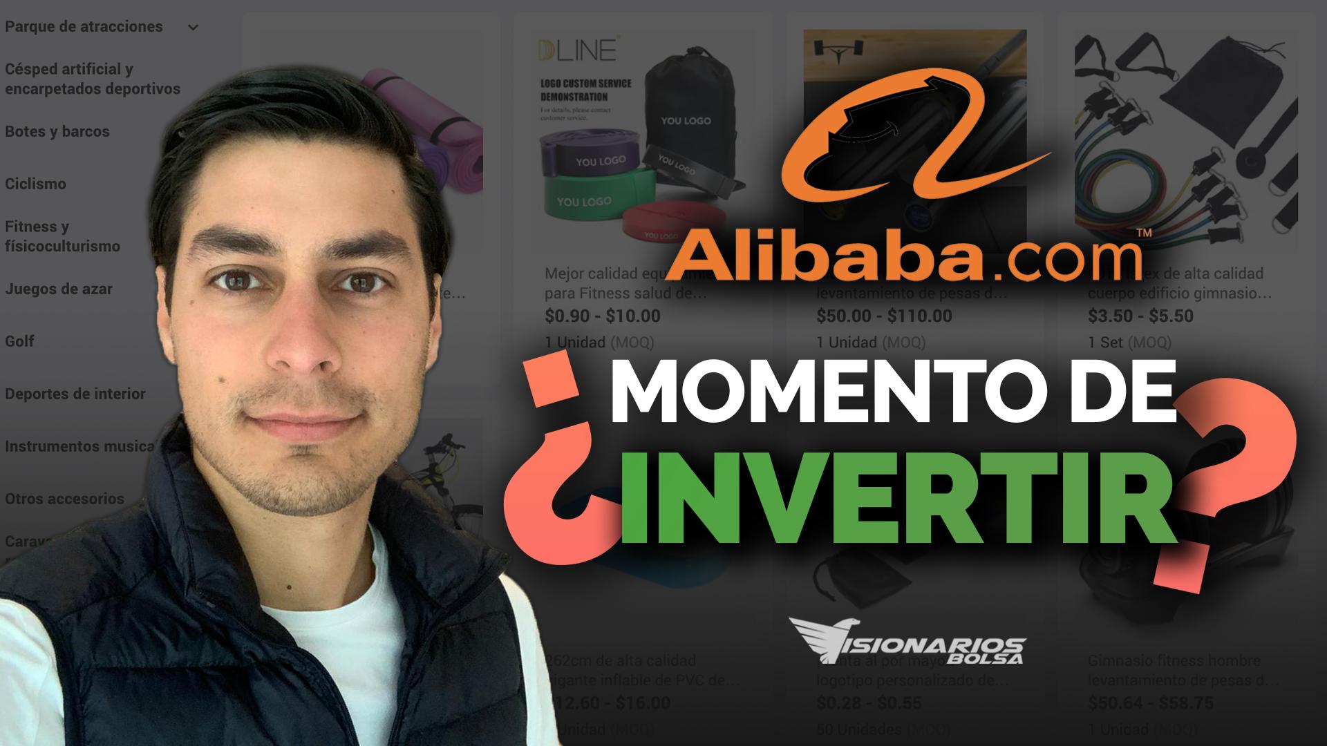 Análisis Alibaba, ¿Momento De Invertir En El Gigante Chino?