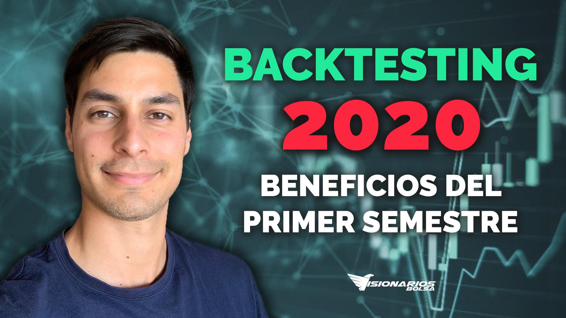 Backtesting Primer Semestre De 2020