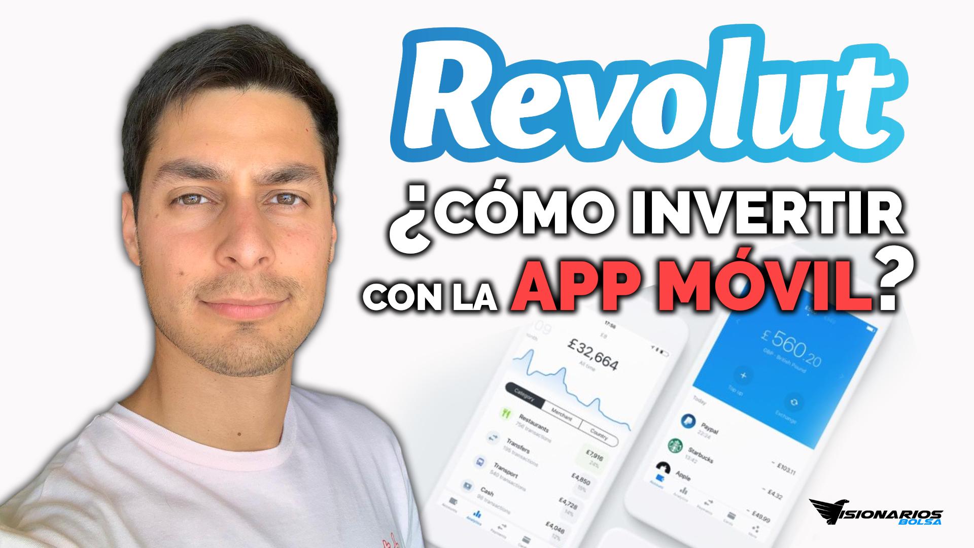 Broker Revolut ¿Como Utilizar La App?