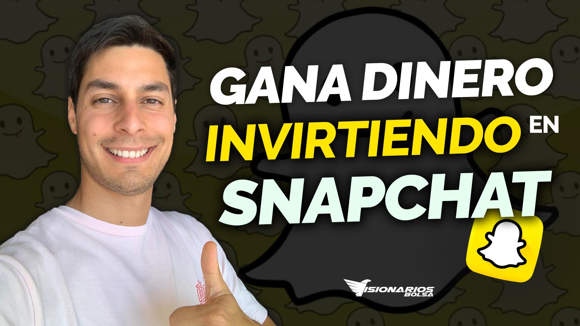 Análisis Snapchat -> Se Puede Doblar O Triplicar En Bolsa