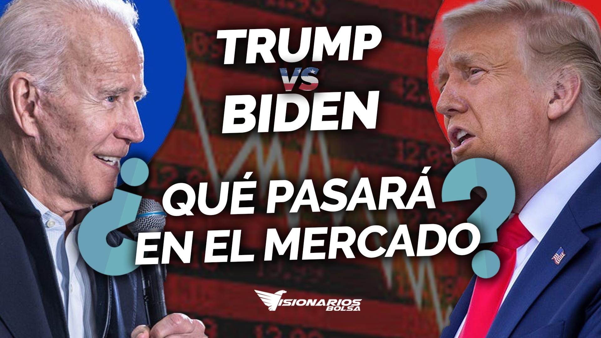 Trump Vs Biden ¿Quién Ganará?
