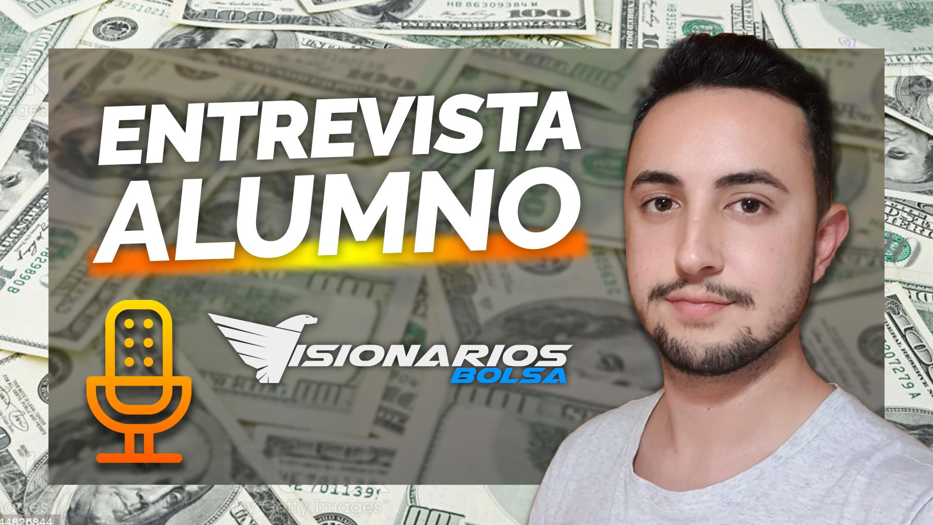 Empecé A Invertir En Bolsa Con 500€ | Entrevista Ángel Muñoz