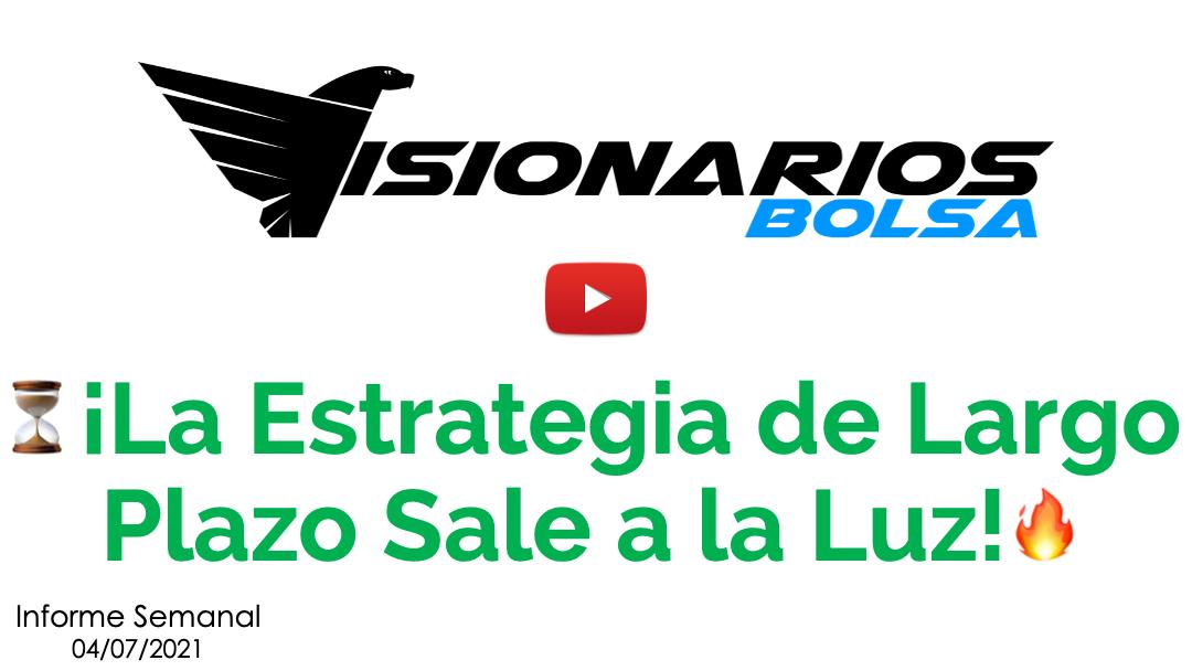 ¡Por Fin Llega El CURSO Visionarios De LARGO PLAZO!